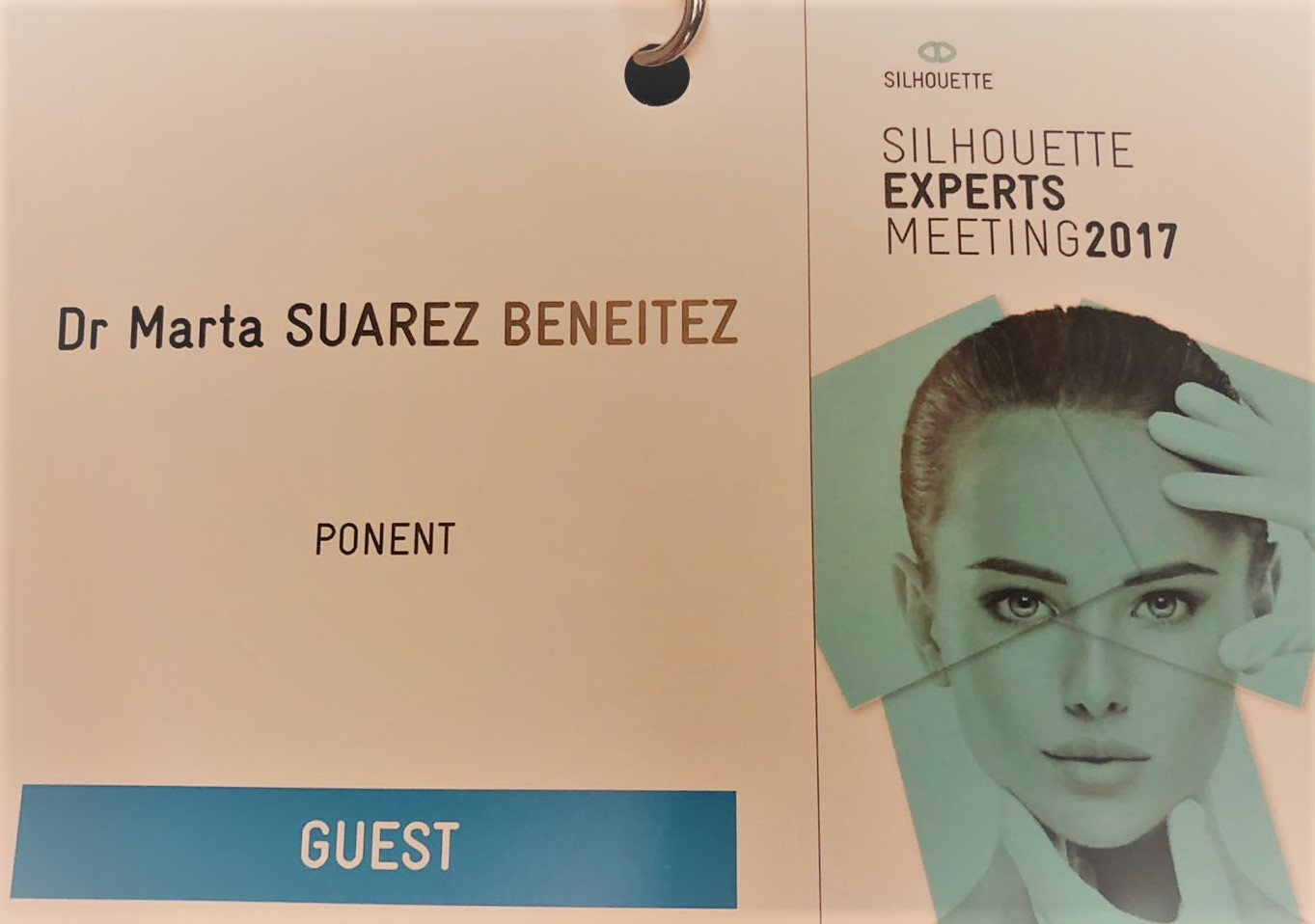Dra. Suarez ponente World Experts Meeting 2017